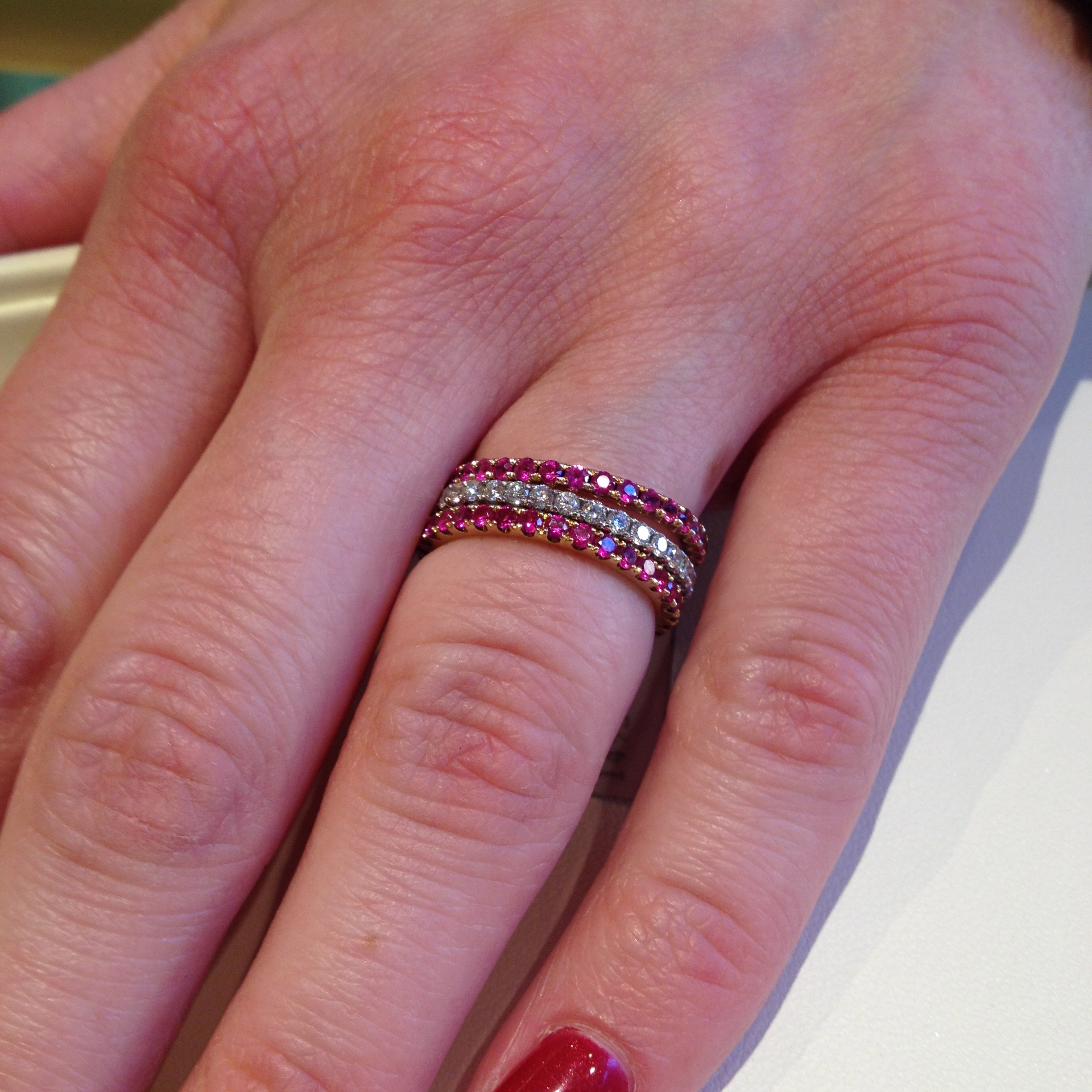 Hands Jewelers   Since 1854 : 109 E. Washington St. Iowa City, IA 52240